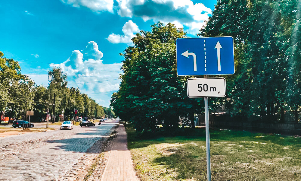 Autoskolas braukšanas eksāmens Centrs
